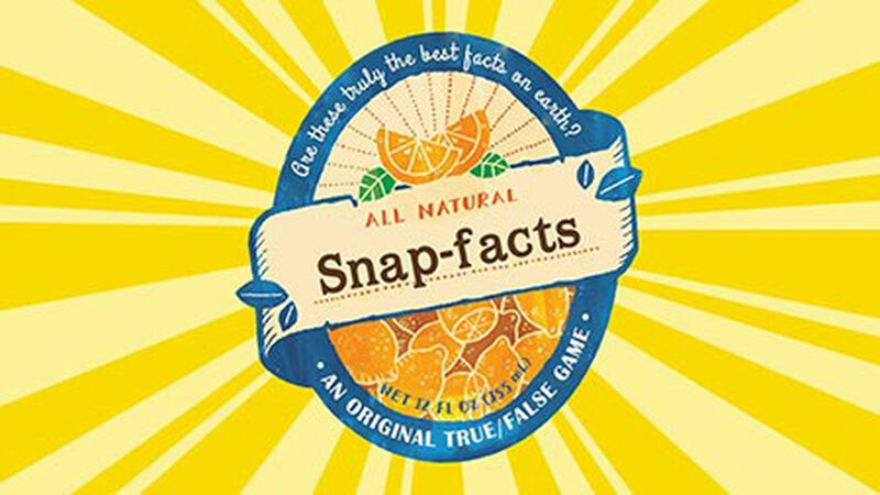 SnapFacts Vol. 1