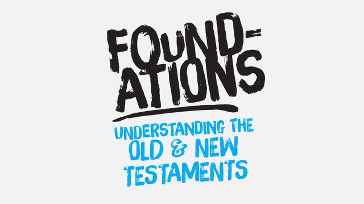 Foundations: Understanding the Old & New Testament image number null