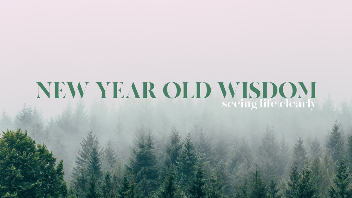 New Year Old Wisdom image number null