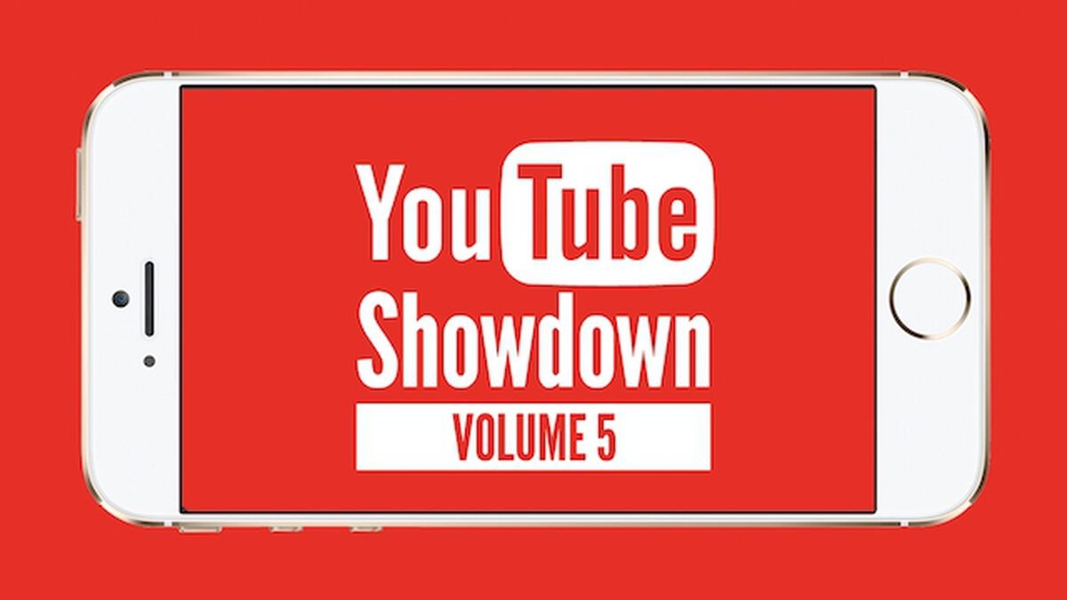 Youtube Showdown - Volume 5 image number null