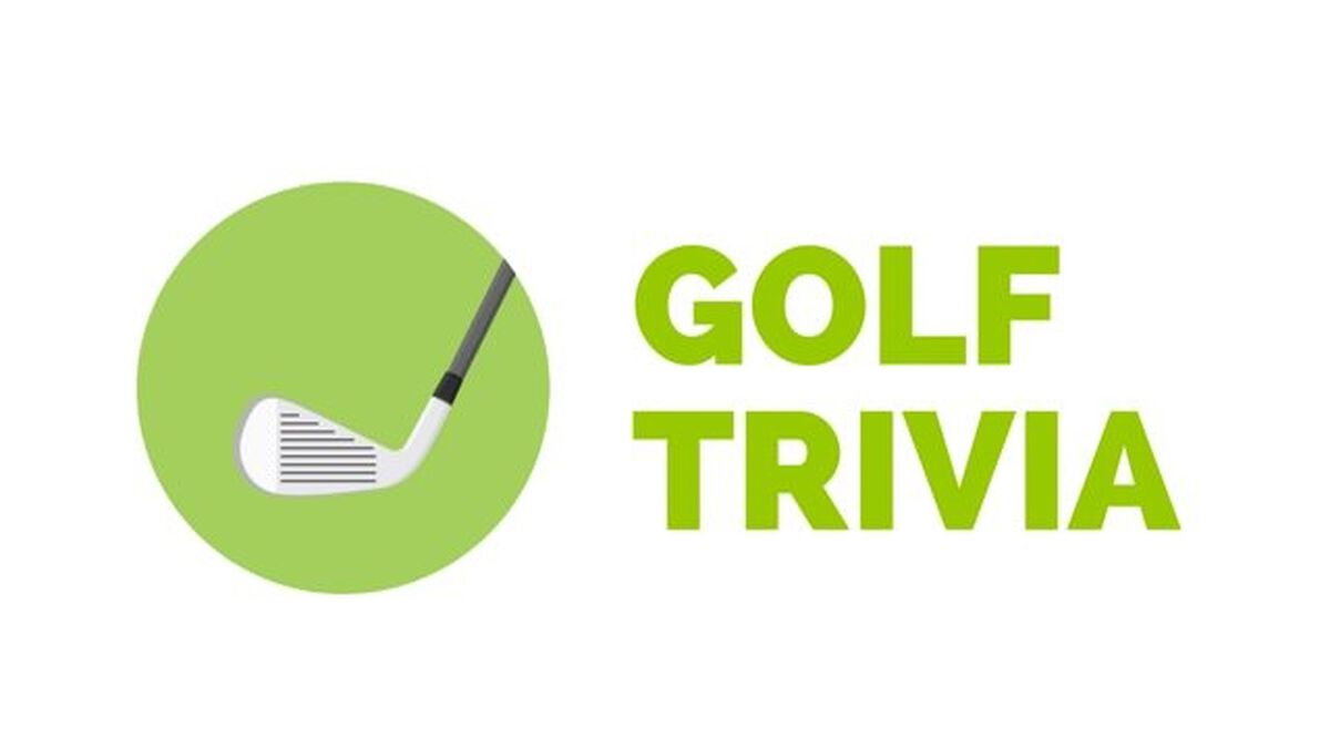 Golf Trivia image number null