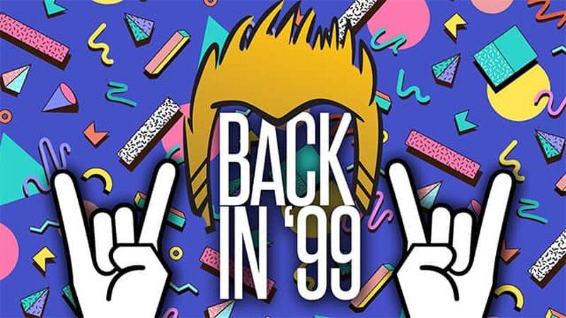 Back in '99