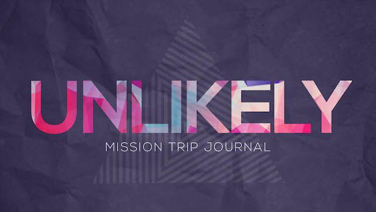 Unlikely: 7-Day Mission Journal/Devotional image number null