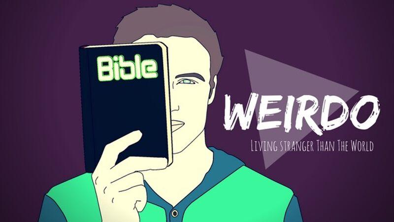 Weirdo: Living Stranger Than the World