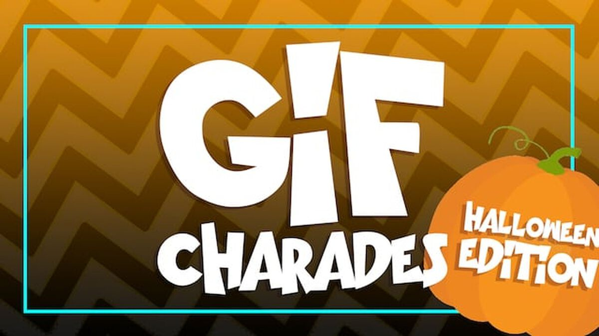 Gif Charades Halloween Edition image number null