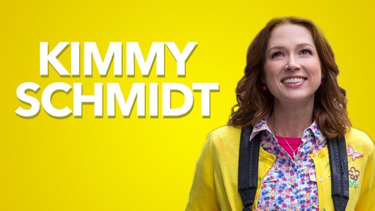 Kimmy Schmidt or Mister Rogers image number null
