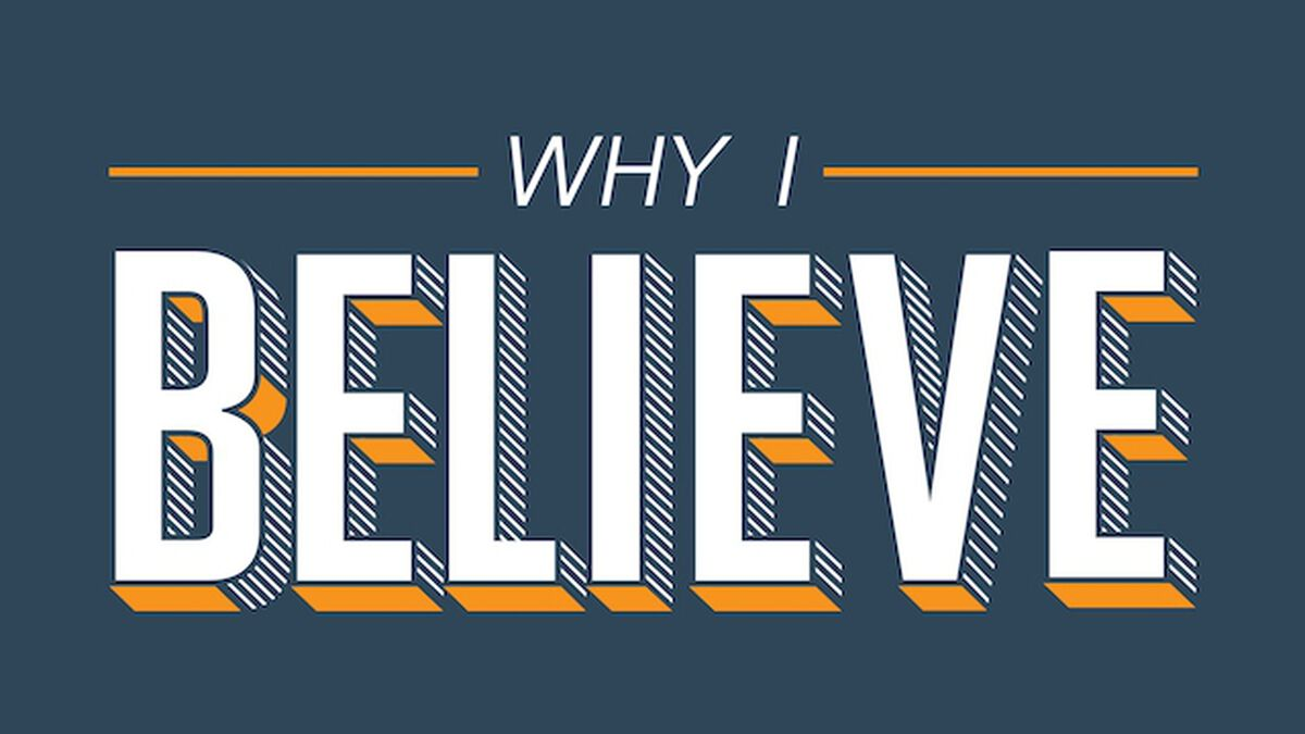 """""""Why I Believe"""" by Sean McDowell and Timothy Fox image number null"""