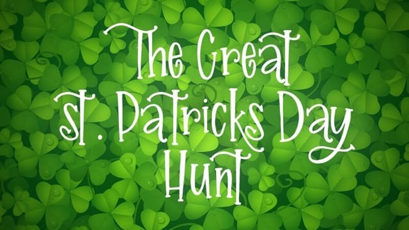 The Great Saint Patrick's Day Hunt