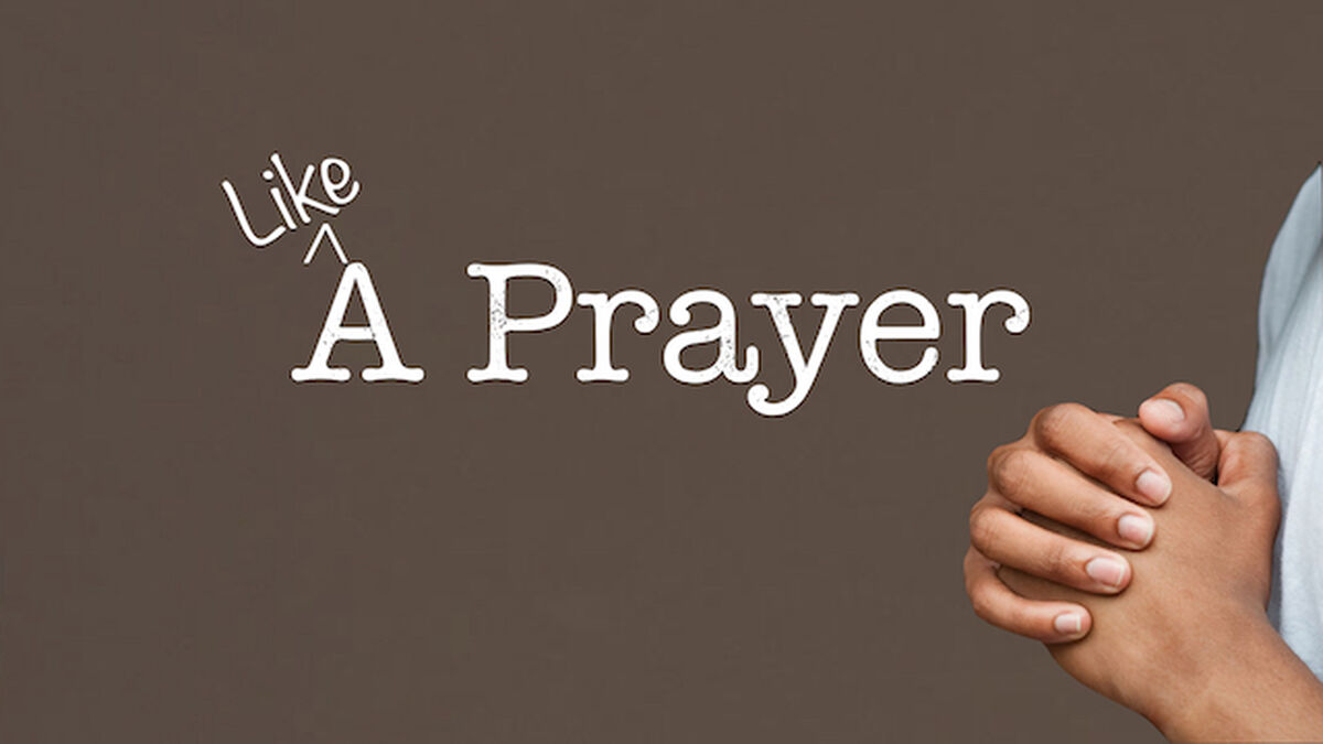 Like a Prayer image number null