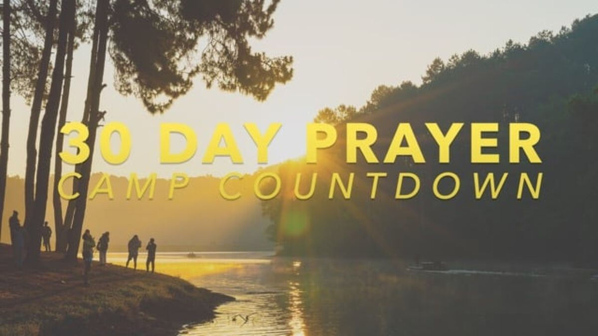 30-Day Prayer Camp Countdown image number null