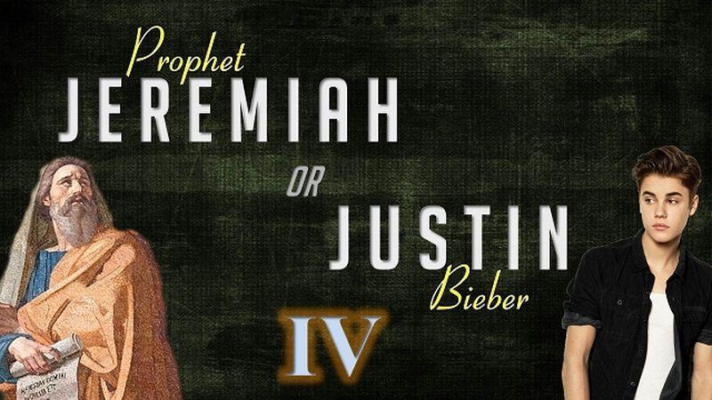 Jeremiah or Justin? Volume 4