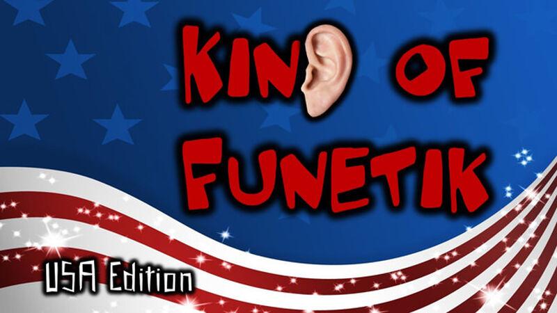 Kind of Funetic: USA Edition