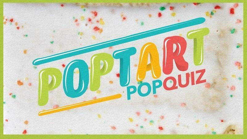 Pop Tart Pop Quiz