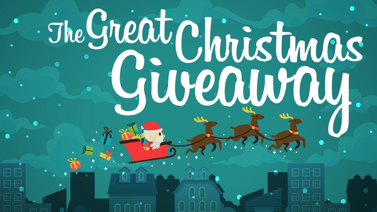 The Great Christmas Giveaway image number null