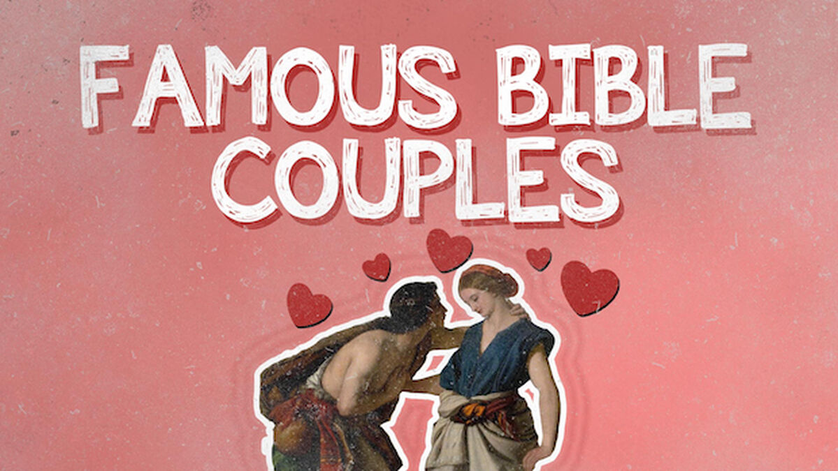 Famous Bible Couples Game image number null