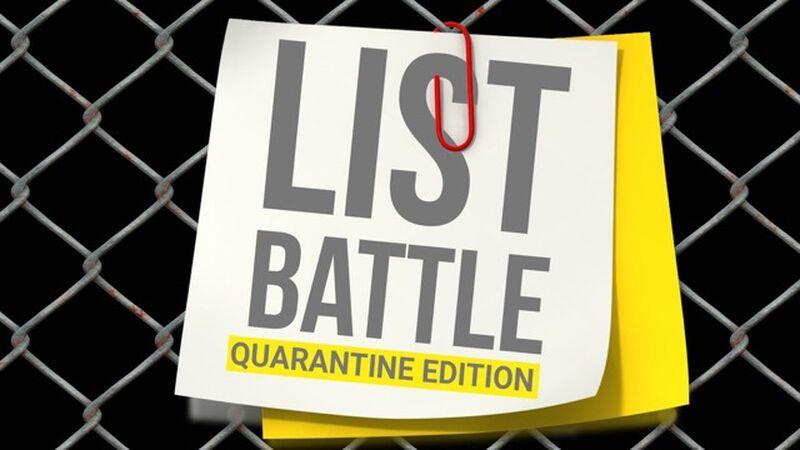 List Battle Quarantine Edition