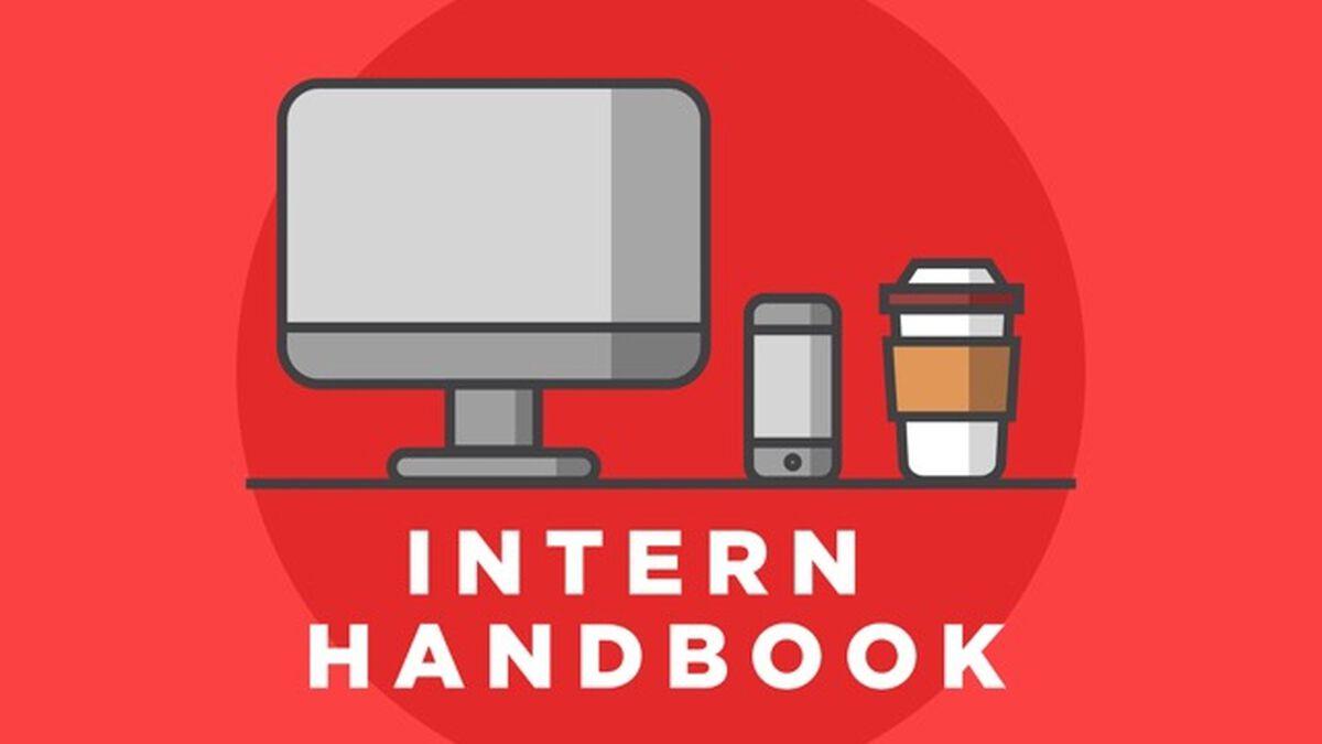 Short-Term Intern Handbook image number null
