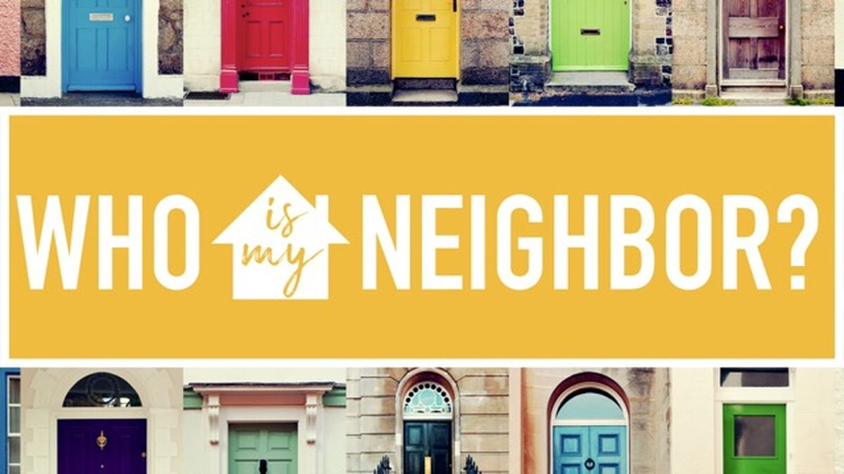 Who Is My Neighbor? image number null