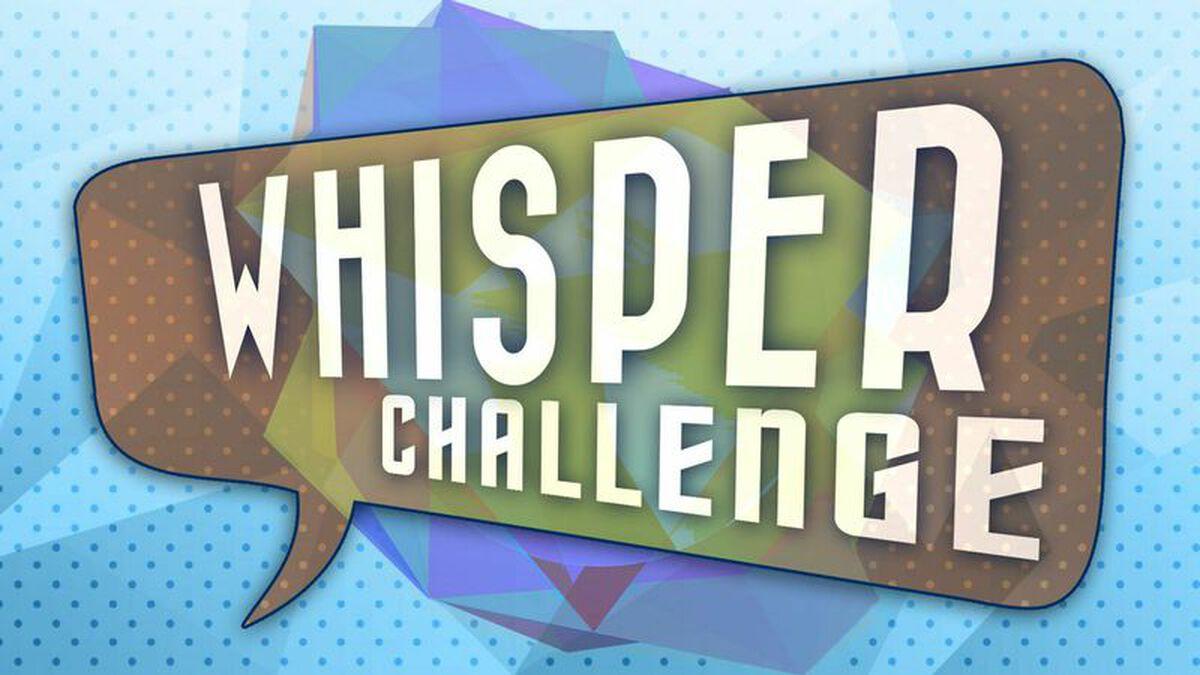 Whisper Challenge image number null