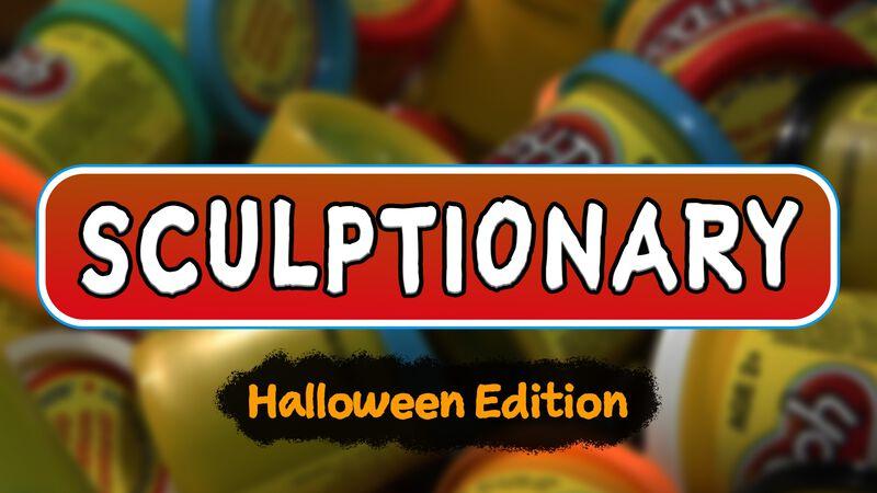 Sculptionary Halloween Edition