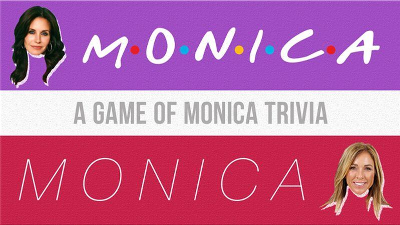 Monica Or Monica