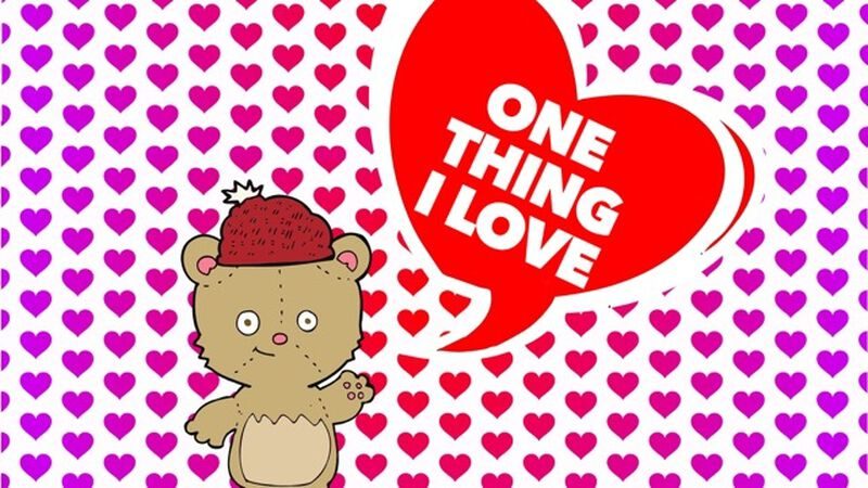 One Thing I Love