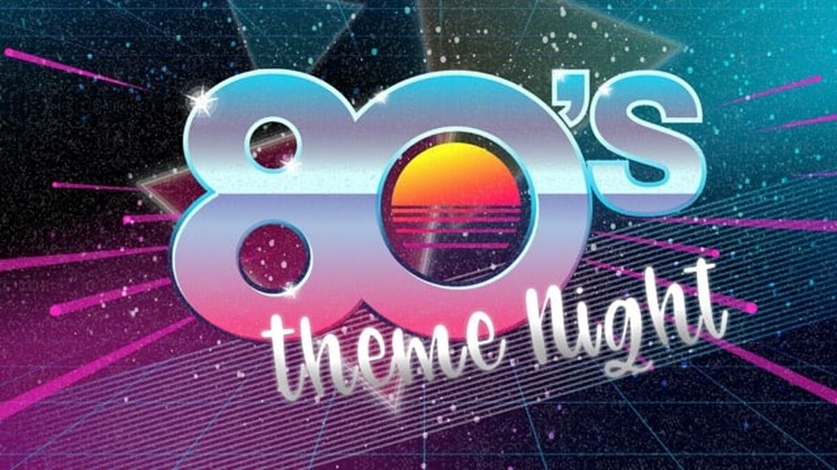 1980s Theme Message image number null