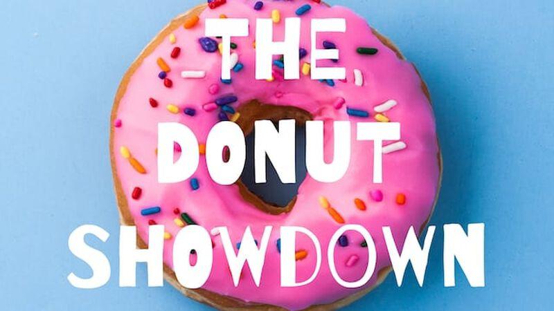 The Donut Showdown