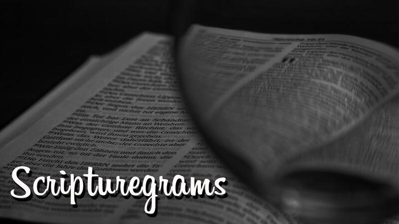 Scripturegrams