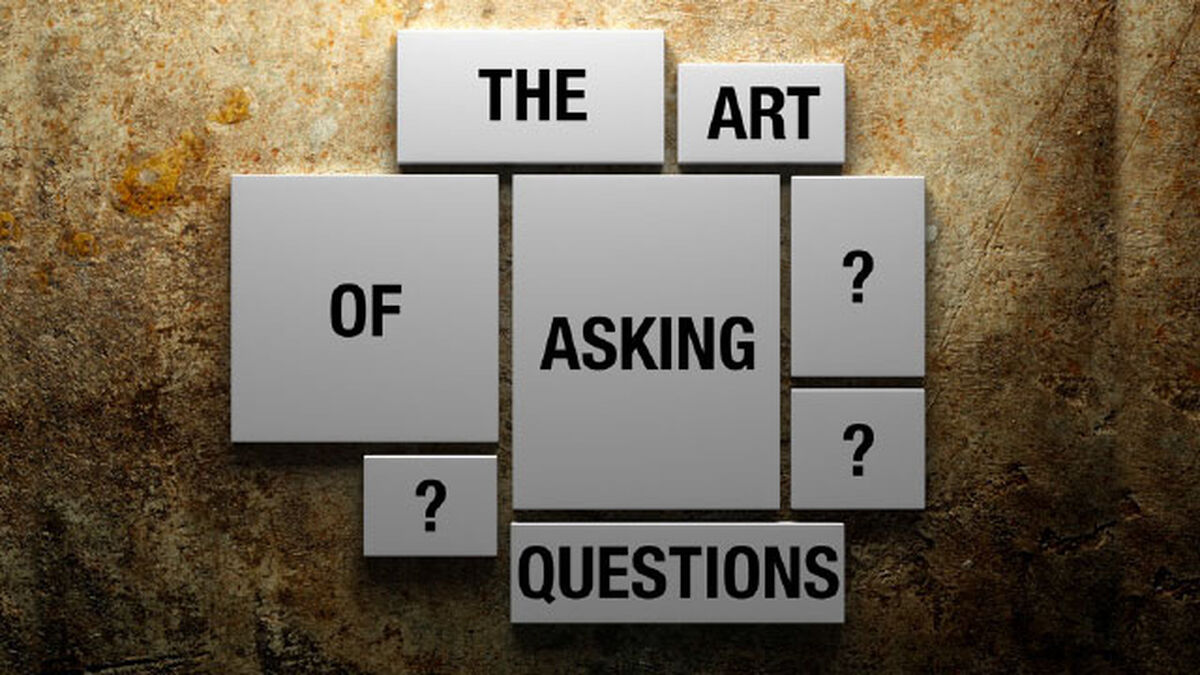 The Art of Asking Questions image number null