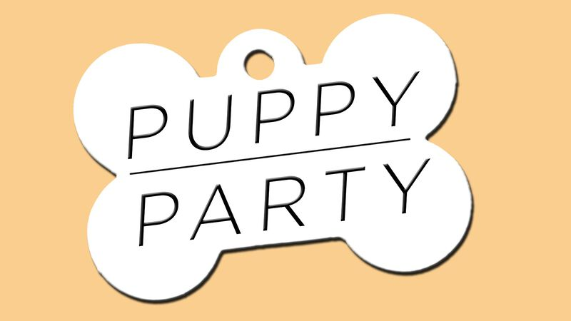 Puppy Party Game