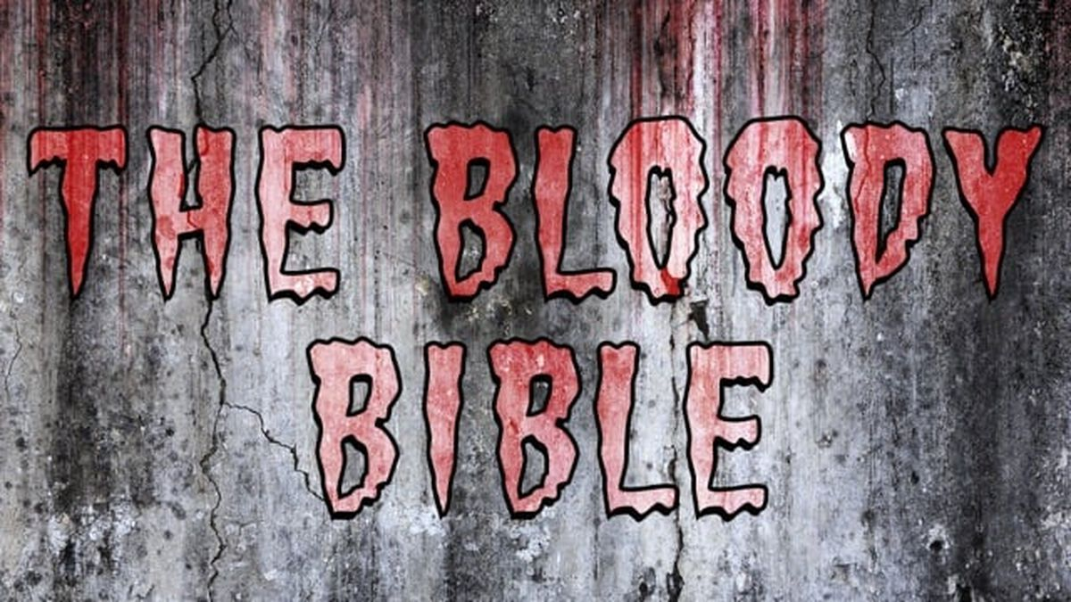 The Bloody Bible image number null