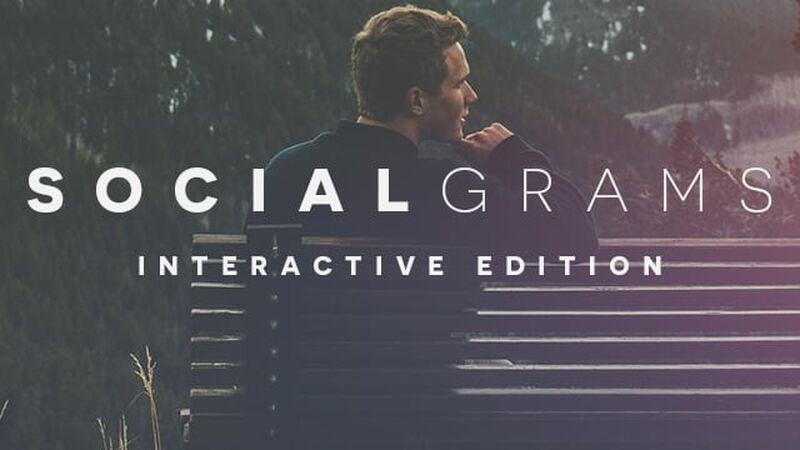 SocialGrams: Interactive Edition