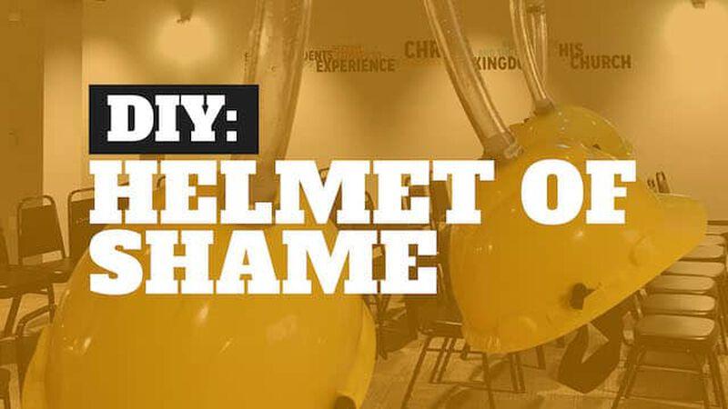 DIY Helmet of Shame