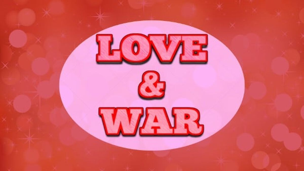 Love and War image number null