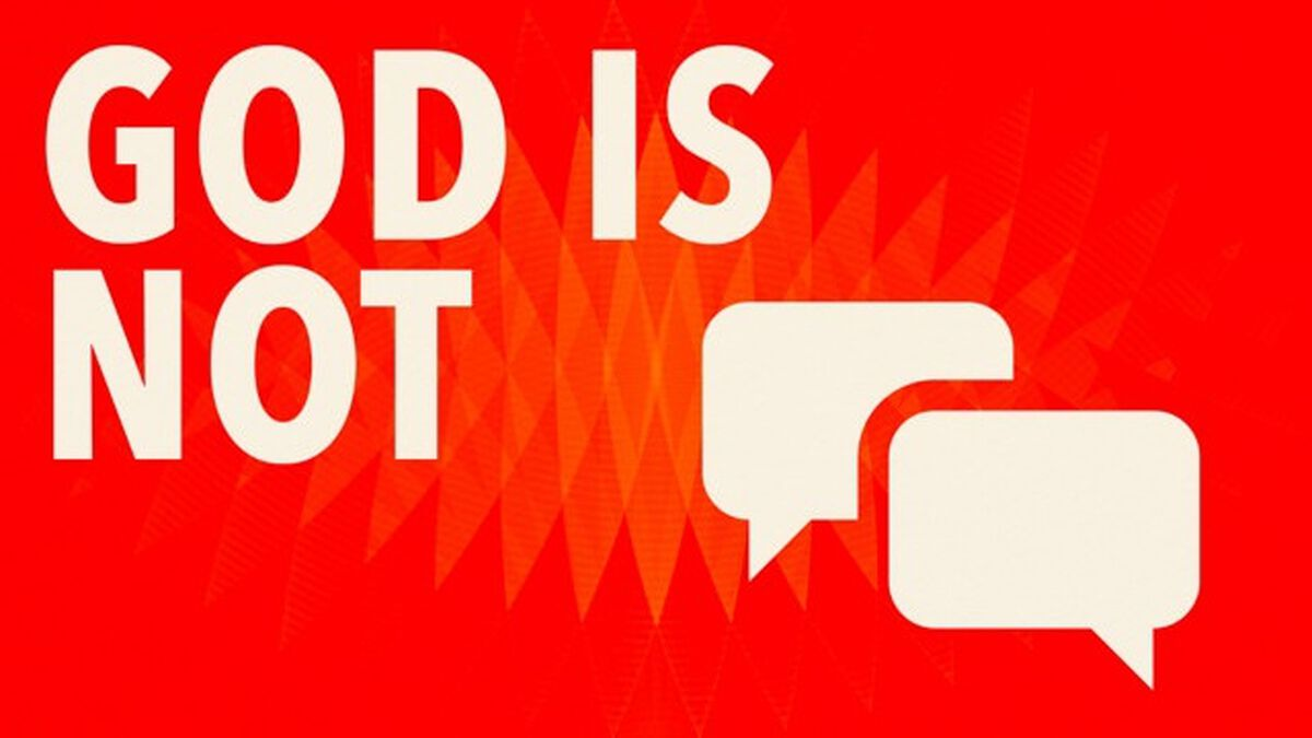 God Is Not image number null
