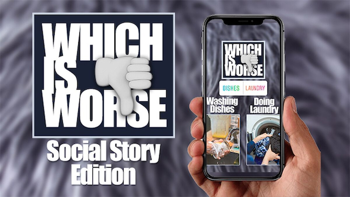 Which is Worse Story Edition image number null