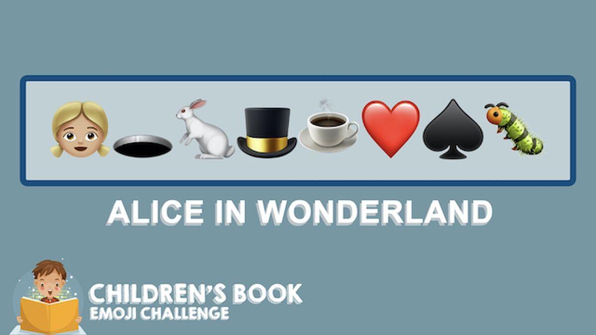 Children's Book Emoji Challenge image number null