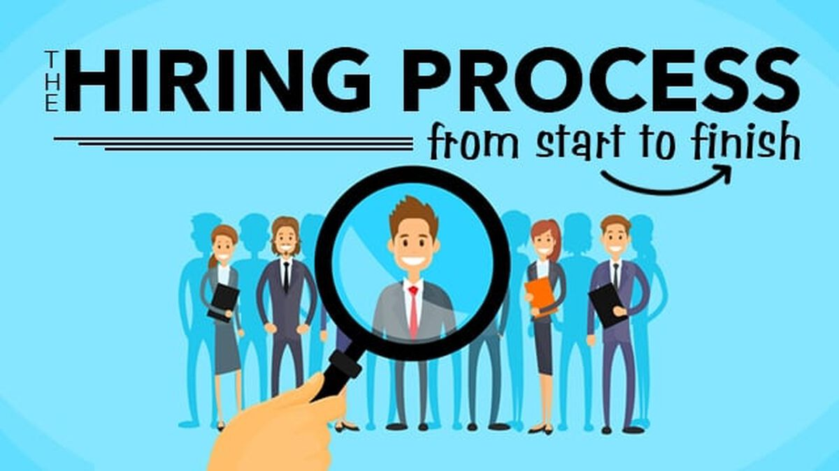 The Hiring Process from Start to Finish image number null