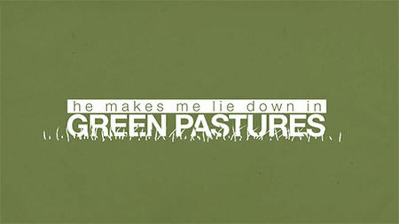 Video: Psalm 23