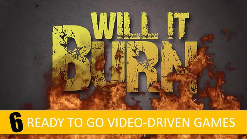 Will It Burn 6 Game Bundle
