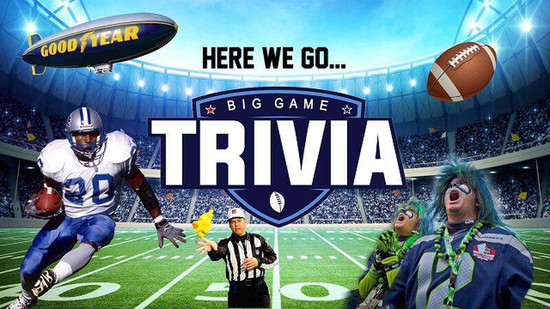 Big Game Trivia