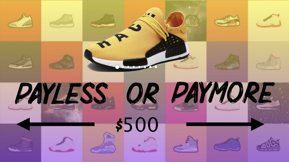 Payless or Paymore: Sneakers Edition image number null