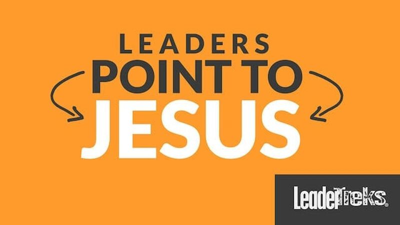 Student Leaders Point to Jesus