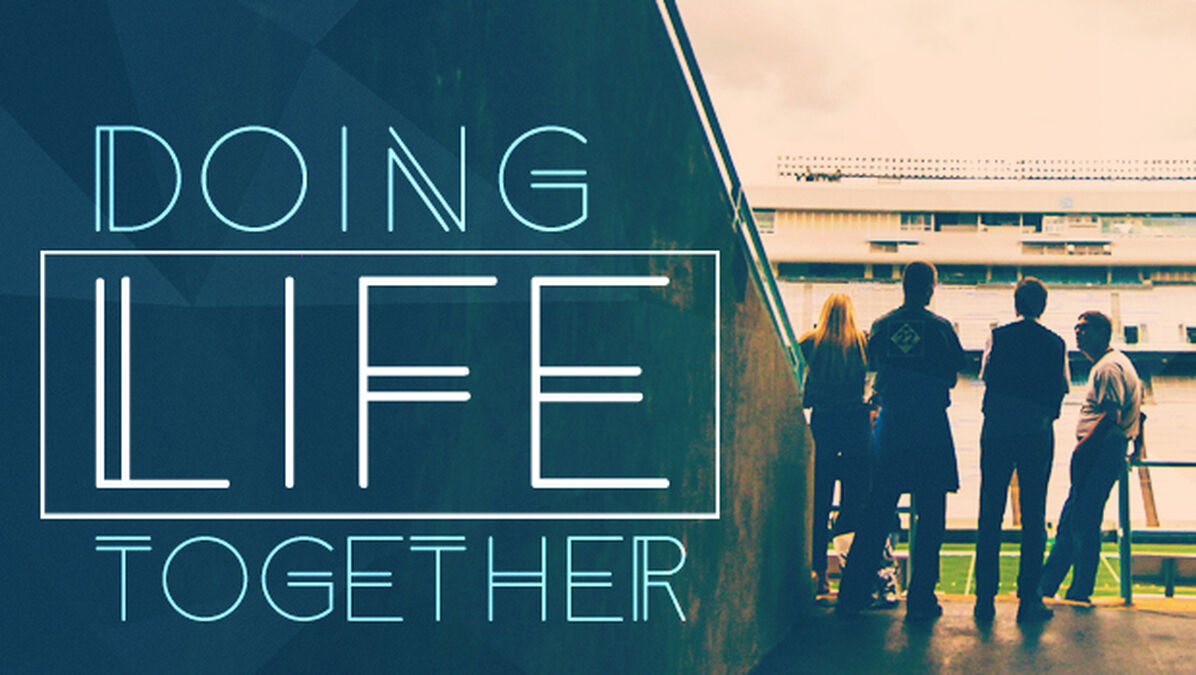 Doing Life Together - Spiritual Assessment Guide image number null