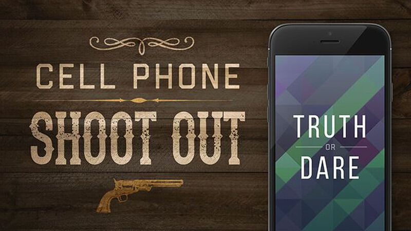 Cell Phone Shootout: Truth or Dare Edition