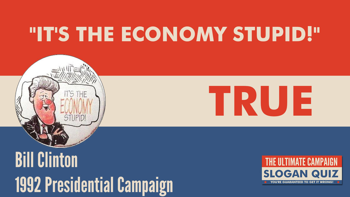 The Ultimate Campaign Slogan Quiz image number null
