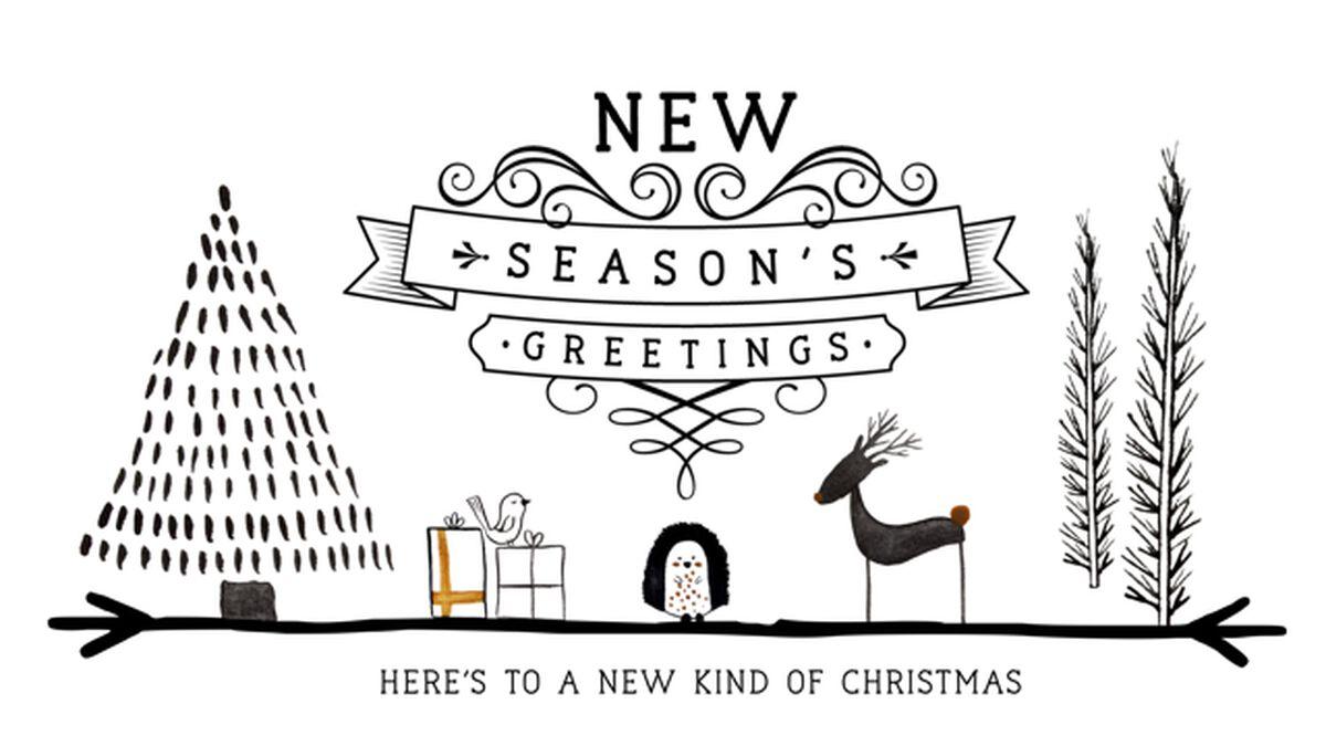 New Season's Greetings image number null