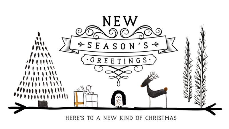 New Season's Greetings