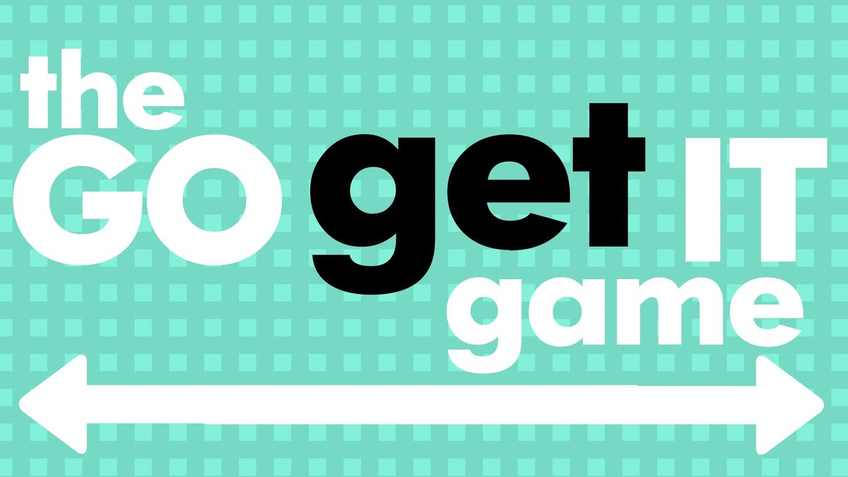 The Go Get It Game image number null
